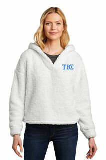 Tau Beta Sigma Cozy Fleece Hoodie