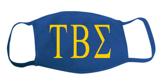 Tau Beta Sigma Face Masks