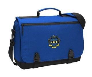 Tau Beta Sigma Messenger Briefcase