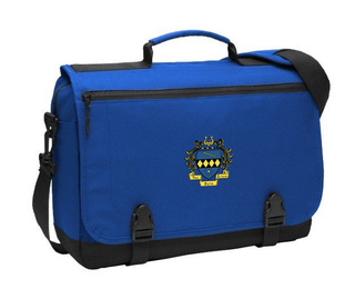 Tau Beta Sigma Messenger Briefcase