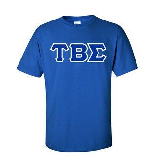 Tau Beta Sigma Lettered T-Shirt