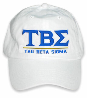 Tau Beta Sigma World Famous Line Hat