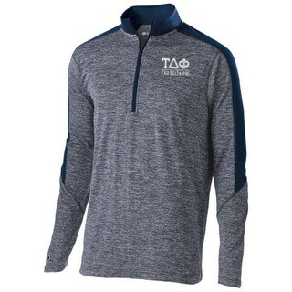 Tau Delta Phi Fraternity Electrify 1/2 Zip Pullover
