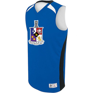Tau Delta Phi High Five Campus Basketball Jersey