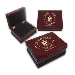 Tau Delta Phi Keepsake Box