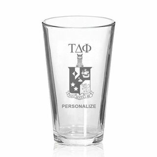 Tau Delta Phi Mixing Glass