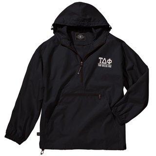 Tau Delta Phi Pack-N-Go Pullover