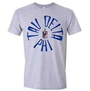 Tau Delta Phi Tube T-Shirt