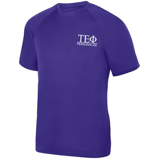 Tau Epsilon Phi- $15 World Famous Dry Fit Wicking Tee