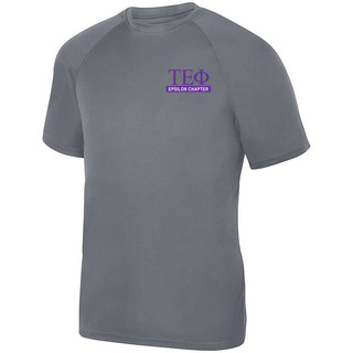 Tau Epsilon Phi- $19.95 World Famous Dry Fit Wicking Tee