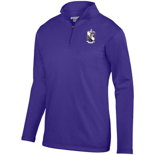 DISCOUNT-Tau Epsilon Phi-  World famous-Crest - Shield Wicking Fleece Pullover