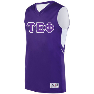 DISCOUNT-Tau Epsilon Phi Alley-Oop Basketball Jersey