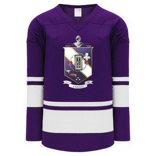 Tau Epsilon Phi League Hockey Jersey