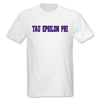 Tau Epsilon Phi college tee