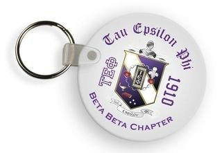 Tau Epsilon Phi Color Keychains