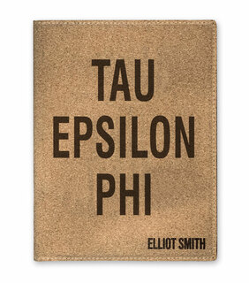 Tau Epsilon Phi Cork Portfolio with Notepad