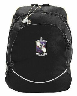 DISCOUNT-Tau Epsilon Phi Crest - Shield Backpack