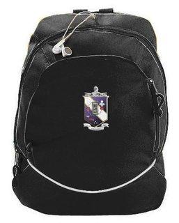 DISCOUNT-Tau Epsilon Phi Crest - Shield Backpack