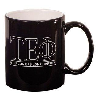 Tau Epsilon Phi Custom Ceramic Coffee Mug
