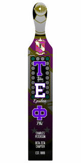 Tau Epsilon Phi Custom Full Color Paddle