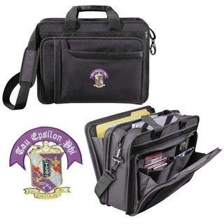 DISCOUNT-Tau Epsilon Phi Emblem Briefcase