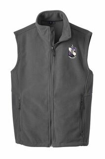 Tau Epsilon Phi Fleece Crest - Shield Vest