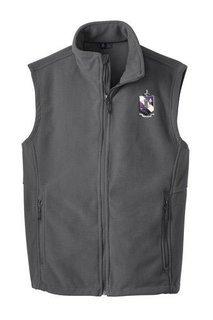 Tau Epsilon Phi Fleece Crest - Shield Vest