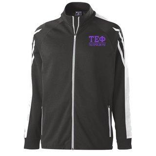 Tau Epsilon Phi Flux Track Jacket