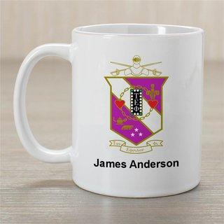 Tau Epsilon Phi Greek Crest Coffee Mug - Personalized!