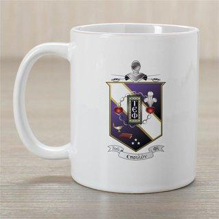 Tau Epsilon Phi Greek Crest Coffee Mug