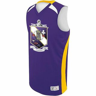 Tau Epsilon Phi High Five Campus Basketball Jersey
