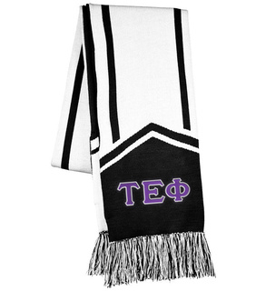 Tau Epsilon Phi Homecoming Scarf