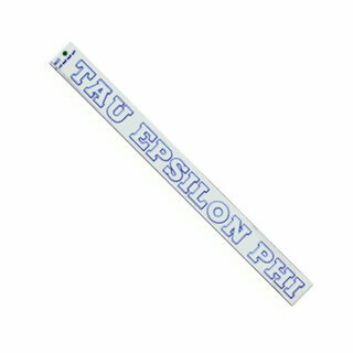 Tau Epsilon Phi Long Window Decal