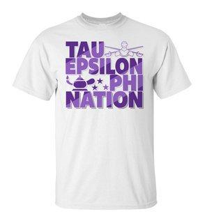 Tau Epsilon Phi Nation T-Shirt