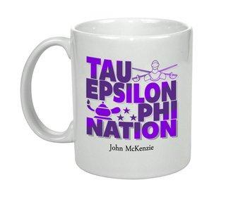 Tau Epsilon Phi Nations Coffee Mug