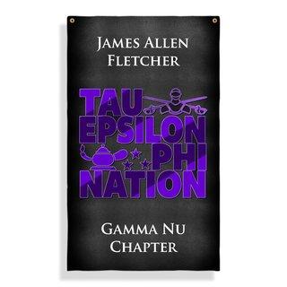 Tau Epsilon Phi Nations Giant Flag