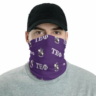 Tau Epsilon Phi Neck Gaiters