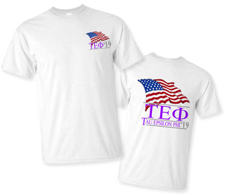 Tau Epsilon Phi Patriot Limited Edition Tee