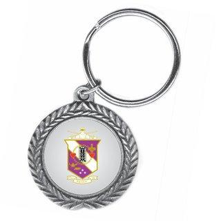 Tau Epsilon Phi Pewter Key Ring