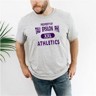 Tau Epsilon Phi Property Of Athletics