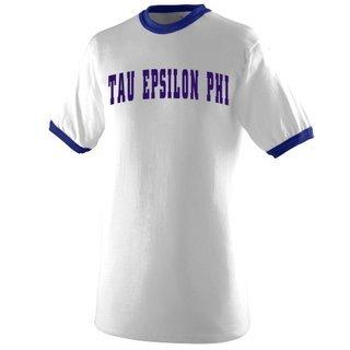 Tau Epsilon Phi Ringer T-shirt