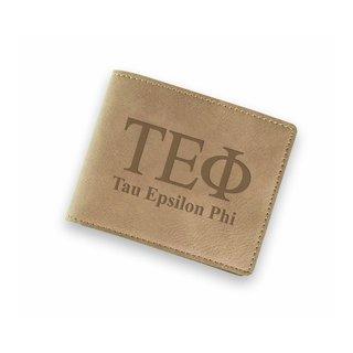 Tau Epsilon Phi Fraternity Wallet