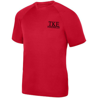 Tau Kappa Epsilon- $15 World Famous Dry Fit Wicking Tee