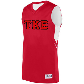 DISCOUNT-Tau Kappa Epsilon Alley-Oop Basketball Jersey