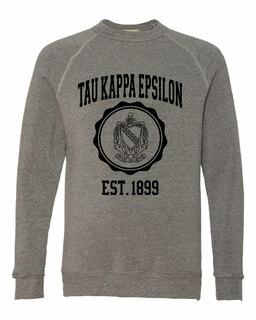 Tau Kappa Epsilon Alternative - Eco-Fleece� Champ Crewneck Sweatshirt