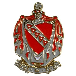 Tau Kappa Epsilon Color Crest - Shield Pins