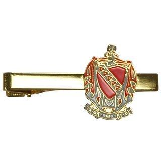 Tau Kappa Epsilon Color Crest - Shield Tie Clips