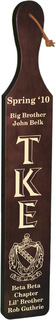 Tau Kappa Epsilon Deluxe Paddle