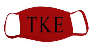 Tau Kappa Epsilon Face Masks