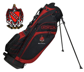 Tau Kappa Epsilon Golf Bags